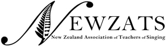 NEW ZEALAND ASSOCIATION OF TEACHERS OF SINGING